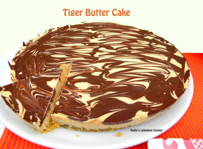 Tiger Swiss Roll Cake Recipe