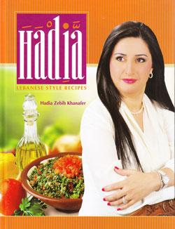 Hadias Lebanese Cuisine Book